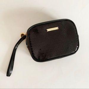 Giorgio Armani Parfums Sequin Cosmetics Small Bag